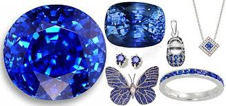 September Birthstone Jewelry
