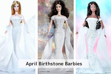 February Birthstone Barby