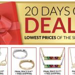 black friday deals birthstone jewelry